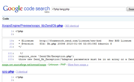 Code-search-google-products-didnt-know-about