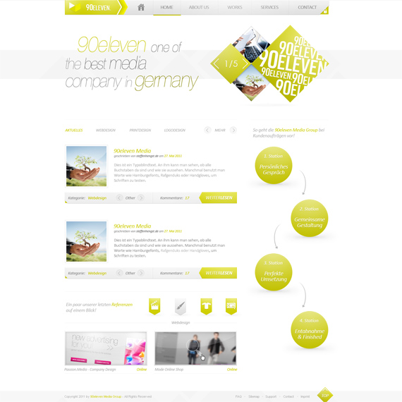 90eleven-splendid-trendy-web-design-deviantart