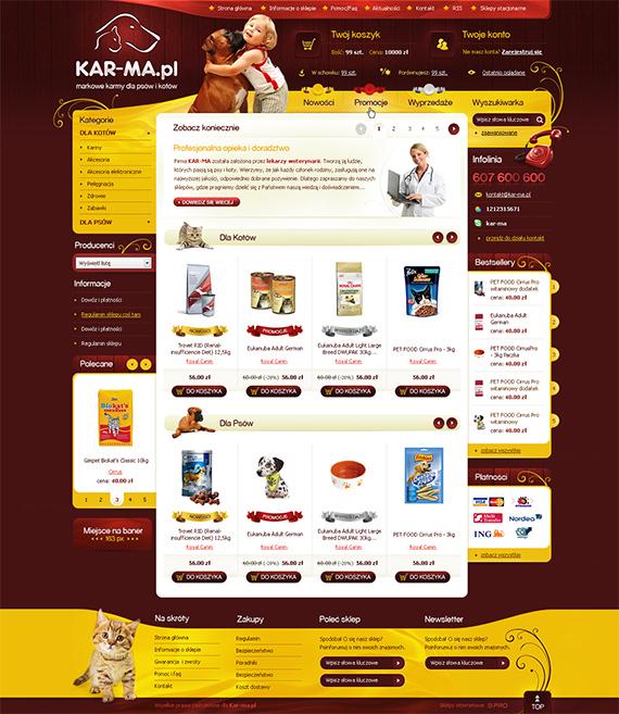 Karma-splendid-trendy-web-design-deviantart
