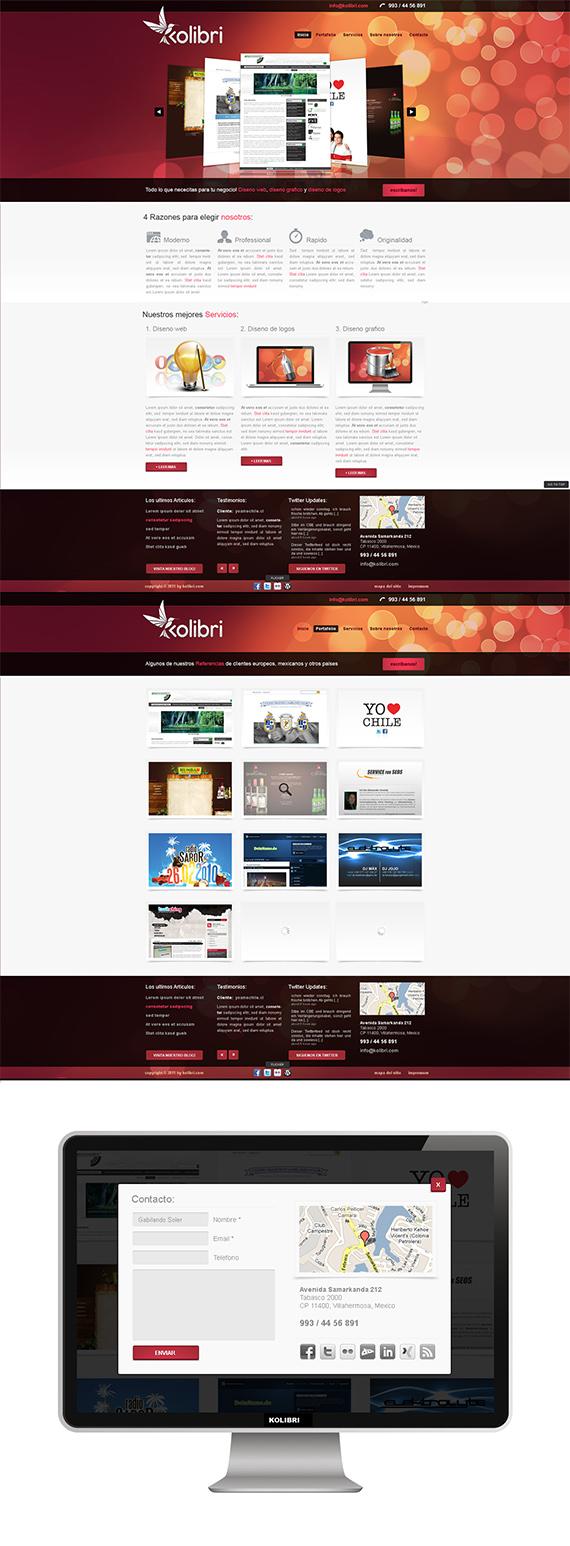 Kolibri-splendid-trendy-web-design-deviantart