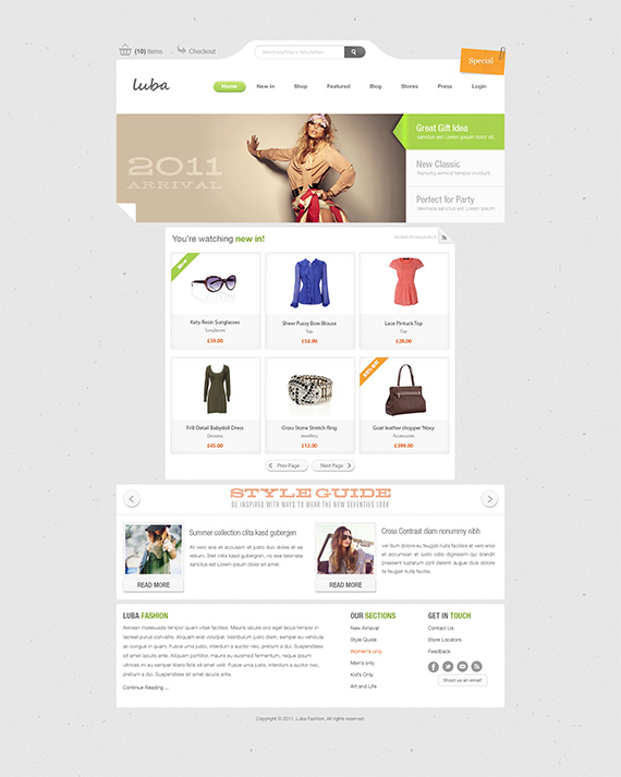 Luba-fashion-splendid-trendy-web-design-deviantart