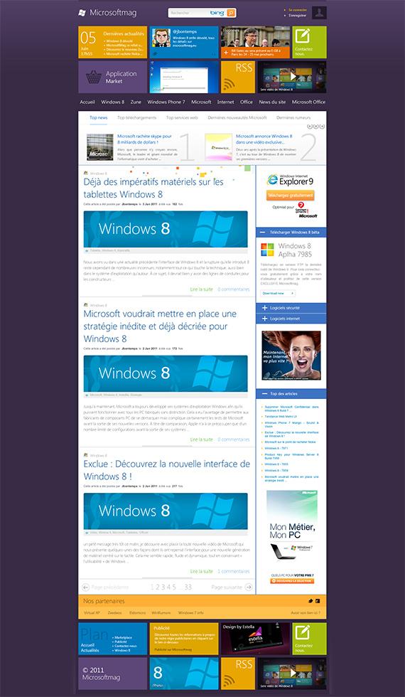 Microsoftmag-splendid-trendy-web-design-deviantart