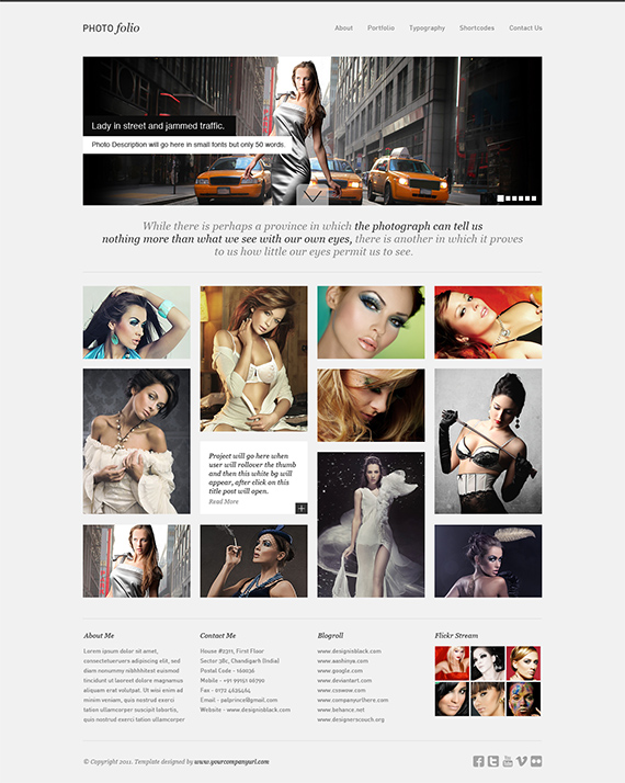 Minimal-photofolio-splendid-trendy-web-design-deviantart