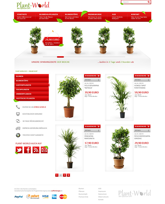Plant-world-splendid-trendy-web-design-deviantart
