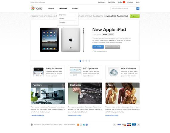 Tonic-magento-splendid-trendy-web-design-deviantart