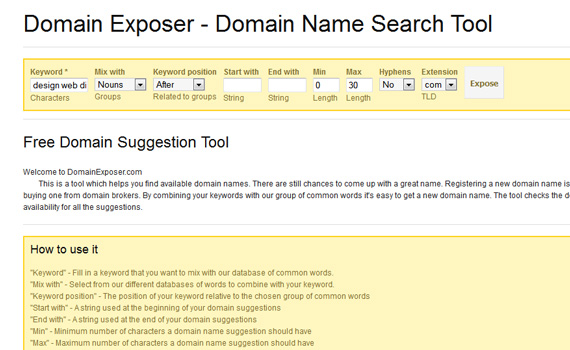 Exposer-tips-tools-choose-domain-name