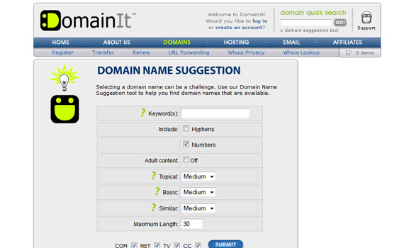 Suggestion-tips-tools-choose-domain-name