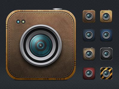 Camera-free-psd-dribbble