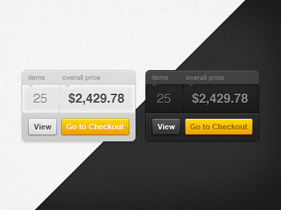 Cart-widget-free-psd-dribbble