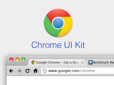 Chrome-ui-kit-free-psd-dribbble
