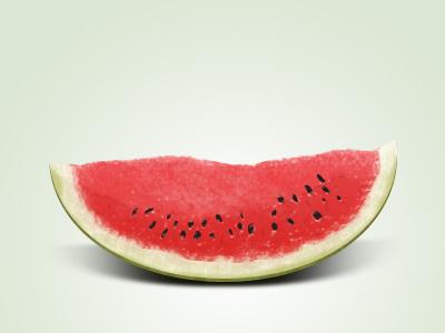 Watermelon-free-psd-dribbble