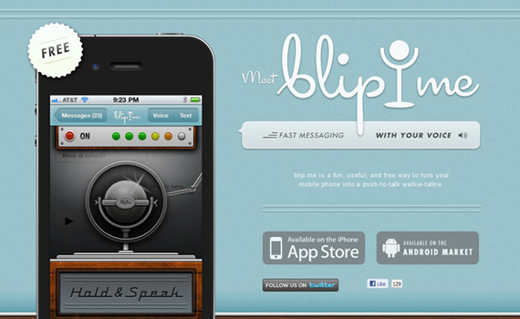 Blip-useful-iphone-apps