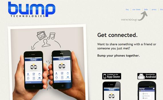 Bump-useful-iphone-apps