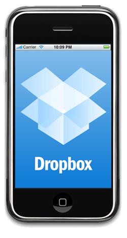 Dropbox-useful-iphone-apps