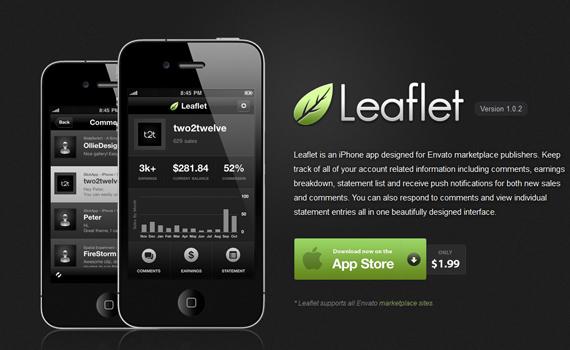 Leaflet-useful-iphone-apps