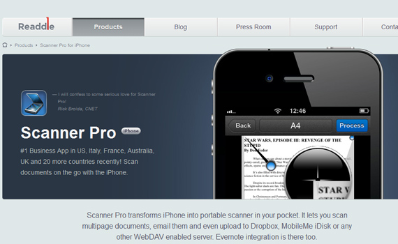 Scanner-pro-useful-iphone-apps