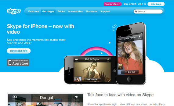 skype app for iphone the most popular and most useful iphone apps from 2014 6921