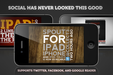 Spout-useful-iphone-apps