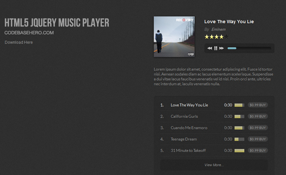 Html5-music-player-new-cool-jquery-plugins-2011