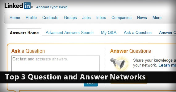 4 Great Question and Answer Networks Analyzed
