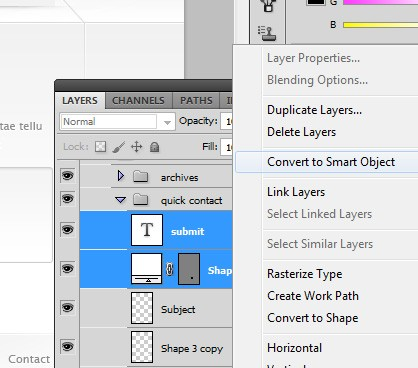 Save Time Using Photoshop Smart Objects