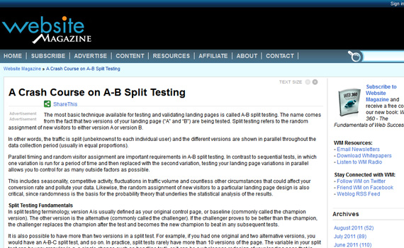 Crash-course-ab-split-testing-resources-tutorials