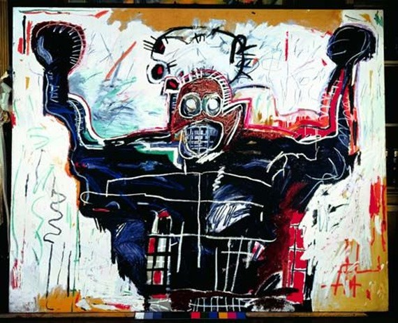 2011 Jean Michel Basquiat Graffiti Conceptual and Minimal Art Monograph HC w/DJ
