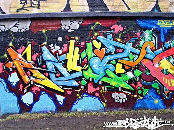 Graffiti Art: From the Streets to High End Galleries