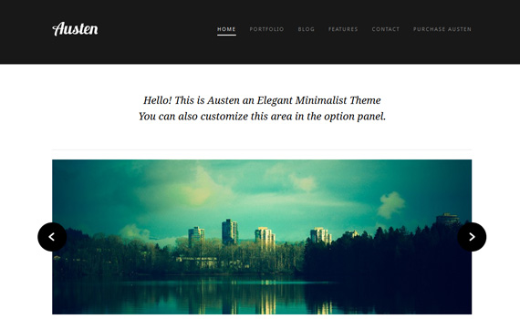 Austen-premium-portfolio-wordpress-themes