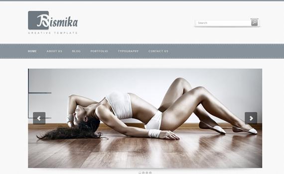 Bismika-premium-portfolio-wordpress-themes