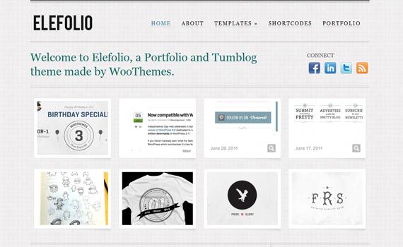 Elefolio-premium-portfolio-wordpress-themes