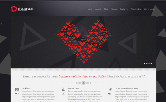 Essence-premium-portfolio-wordpress-themes
