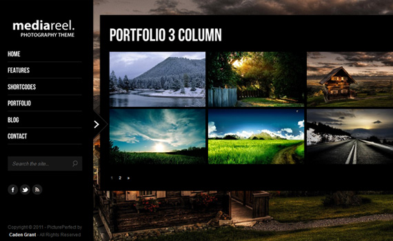 Mediareel-premium-portfolio-wordpress-themes