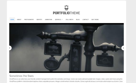 Organic-premium-portfolio-wordpress-themes