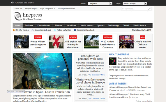 Linepress-premium-magazine-newsletter-wordpress-themes