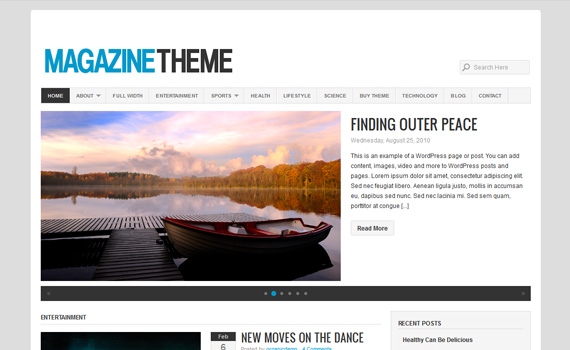 Organic-premium-magazine-newsletter-wordpress-themes