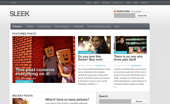 Sleek-premium-magazine-newsletter-wordpress-themes