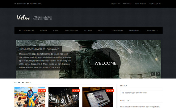 Vetee-premium-magazine-newsletter-wordpress-themes