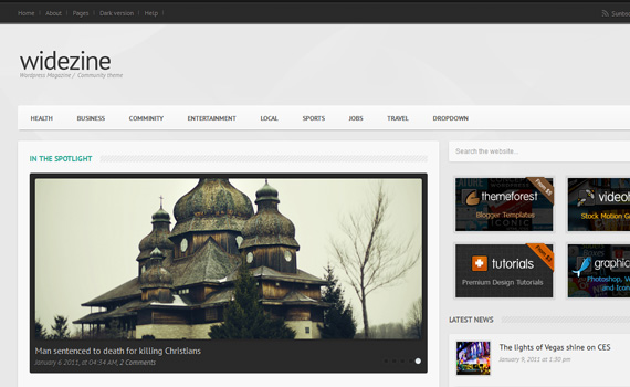 Widezine--premium-magazine-newsletter-wordpress-themes