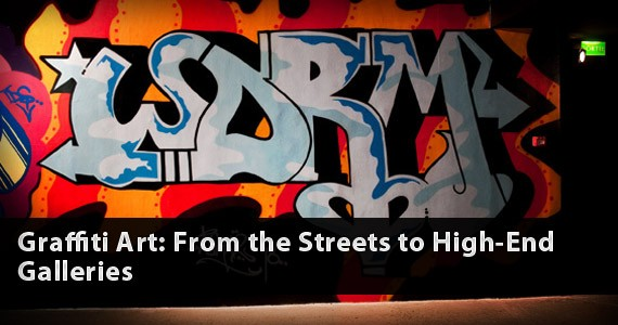 Graffiti Art: From the Streets to High-End Galleries