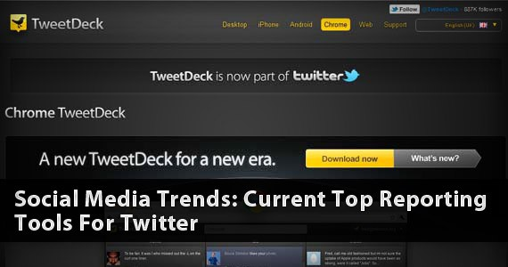 Social Media Trends: Current Top Reporting Tools For Twitter
