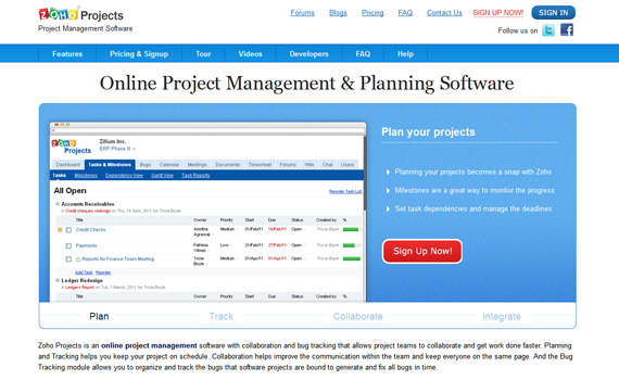 Zohoprojects-project-management-collaboration-tools