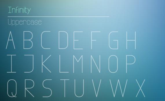 Infinity-fresh-free-fonts-2011