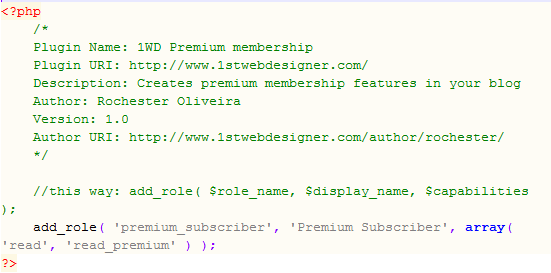 Create Your Own Premium Membership Wordpress Blog   Part 1/3