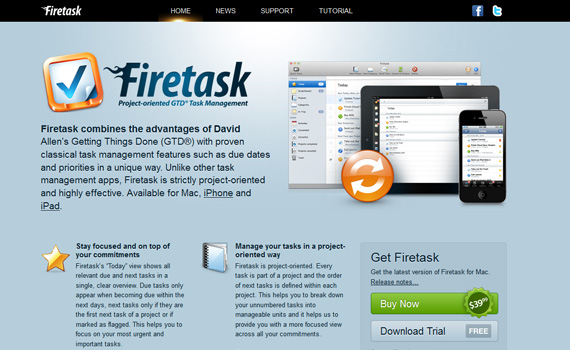 Firetask-iphone-app-web-design-inspiration