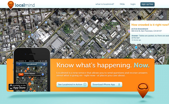 Localmind-iphone-app-web-design-inspiration