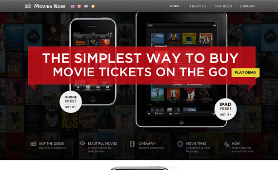 Movies-now-iphone-app-web-design-inspiration