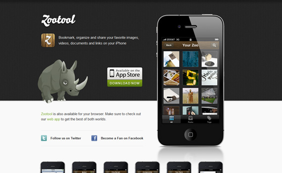 Zootool-iphone-app-web-design-inspiration