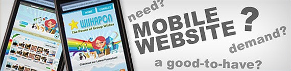 Do you need a mobile website?