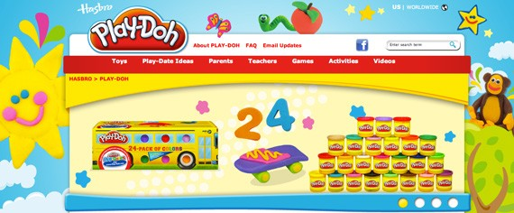Key Points to Remember when Designing Child Oriented Websites
